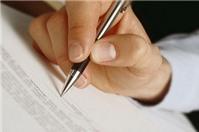Cam kết không được làm việc cho công ty khác sau khi thôi việc có trái luật?