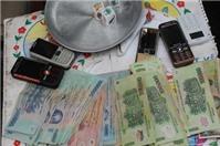 Tội tổ chức đánh bạc hoặc gá bạc