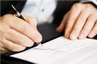 Thủ tục đăng ký thay đổi nội dung đăng ký doanh nghiệp của công ty TNHH hai thành viên trở lên