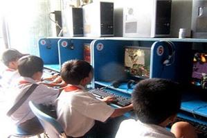 Quy định về mở quán internet gần trường học?