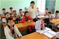 Định mức giờ dạy đối với giáo viên kiêm nhiệm công việc chuyên môn