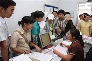 Thủ tục cấp Sổ bảo hiểm xã hội cho người lao động nghỉ chờ việc trước ngày 01/01/1995