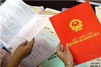 Trình tự thủ tục thay đổi nội dung giấy chứng nhận quyền sử dụng đất (QSDĐ)