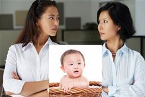 Có được để tên cha và vợ bé trong giấy khai sinh cho con ngoài giá thú?