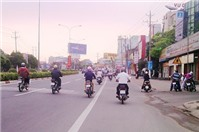 Xử phạt giao thông khi vượt quá tốc độ cho phép