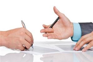 Tư vấn về công chứng hợp đồng, giao dịch viết tay?