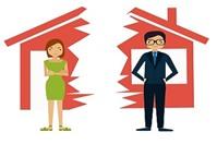 Nộp đơn ly hôn mà ở người khác có ảnh hưởng đến phán quyết của Tòa không?