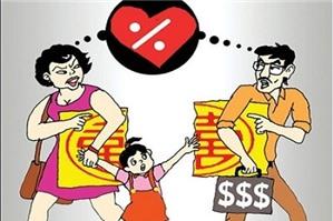 Giành quyền nuôi con khi chung sống như vợ chồng